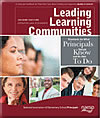 Leading Learning Communities: Standards For What Principals Should Know And Be Able To Do, second edition