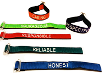 Set of 6 Wristbands