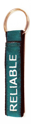 Key Strap Teal Reliable